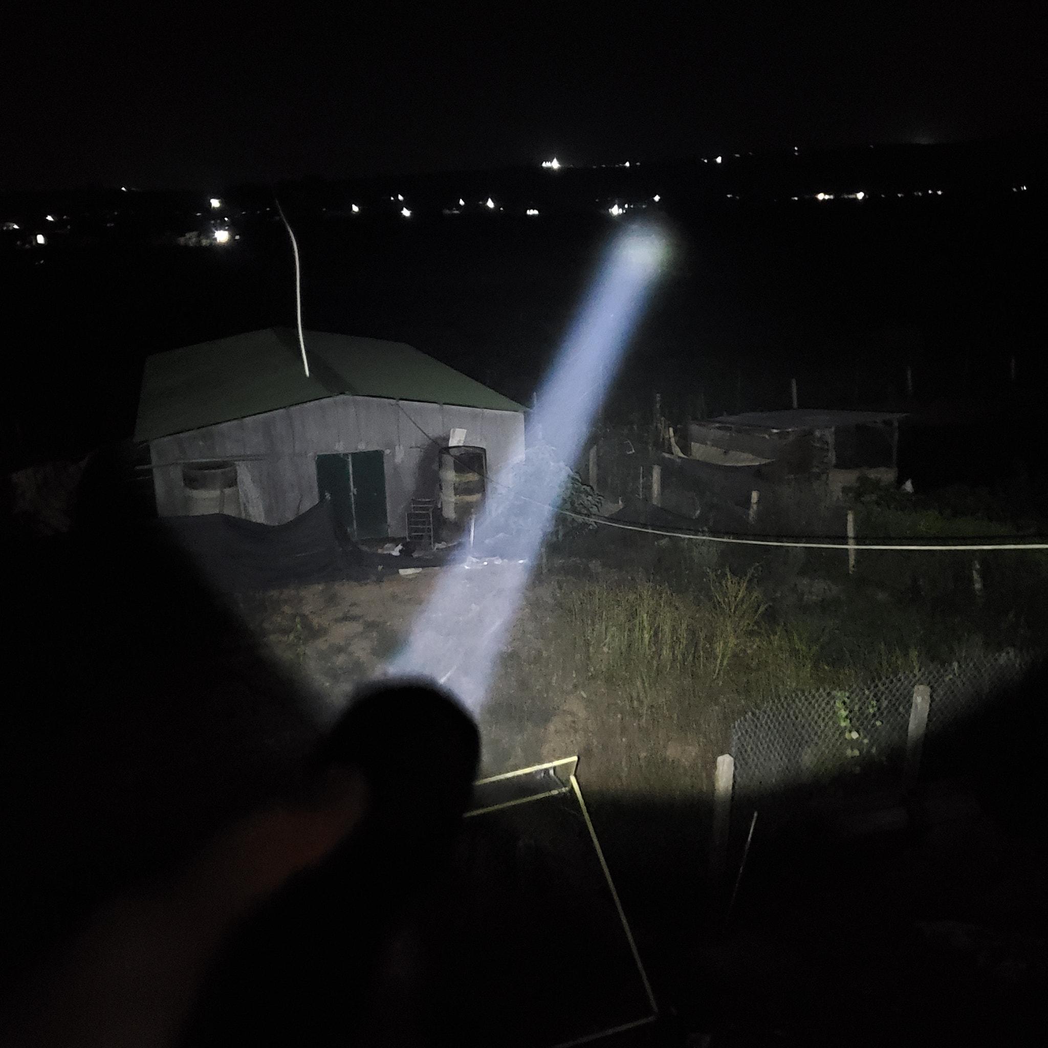 Đèn pin Wainlight C8S OSRAM 3030 1mm beam 1km