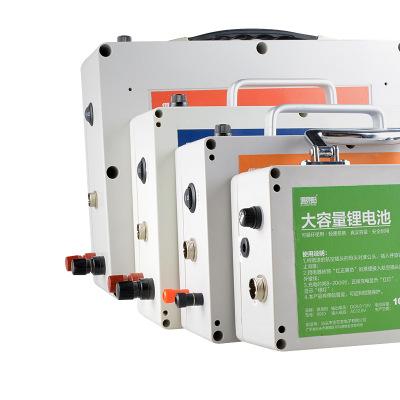 Nguồn 12V Pin Lithium 20AH/ 40AH / 60AH/ 80AH / 100AH/ 120AH