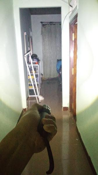 Đèn Pin Siêu Sáng C30 X2000 Phiên Bản 2.0