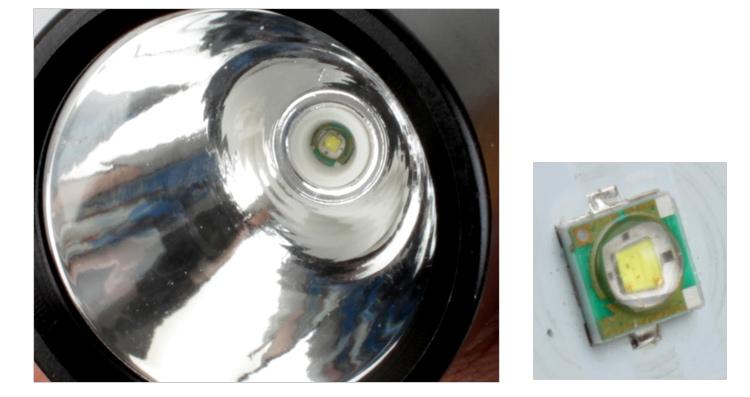 Đèn pin tự vệ bóng chày C906
