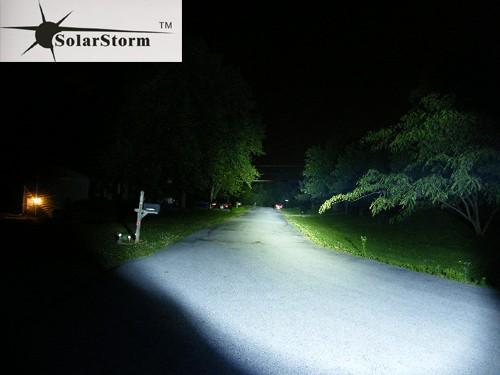 Đèn pin cao cấp Solarstorm SP01